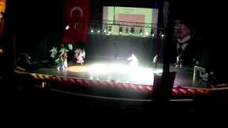 İzmir İnternational folk dance BELARUS
