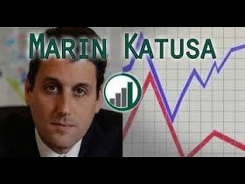 Marin Katusa: The Most Powerful Weapon Ever – Gold, Uranium, Pen?