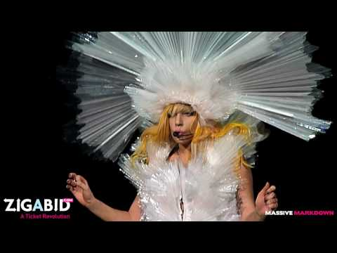 Lady Gaga So Happy I Could Die - Live