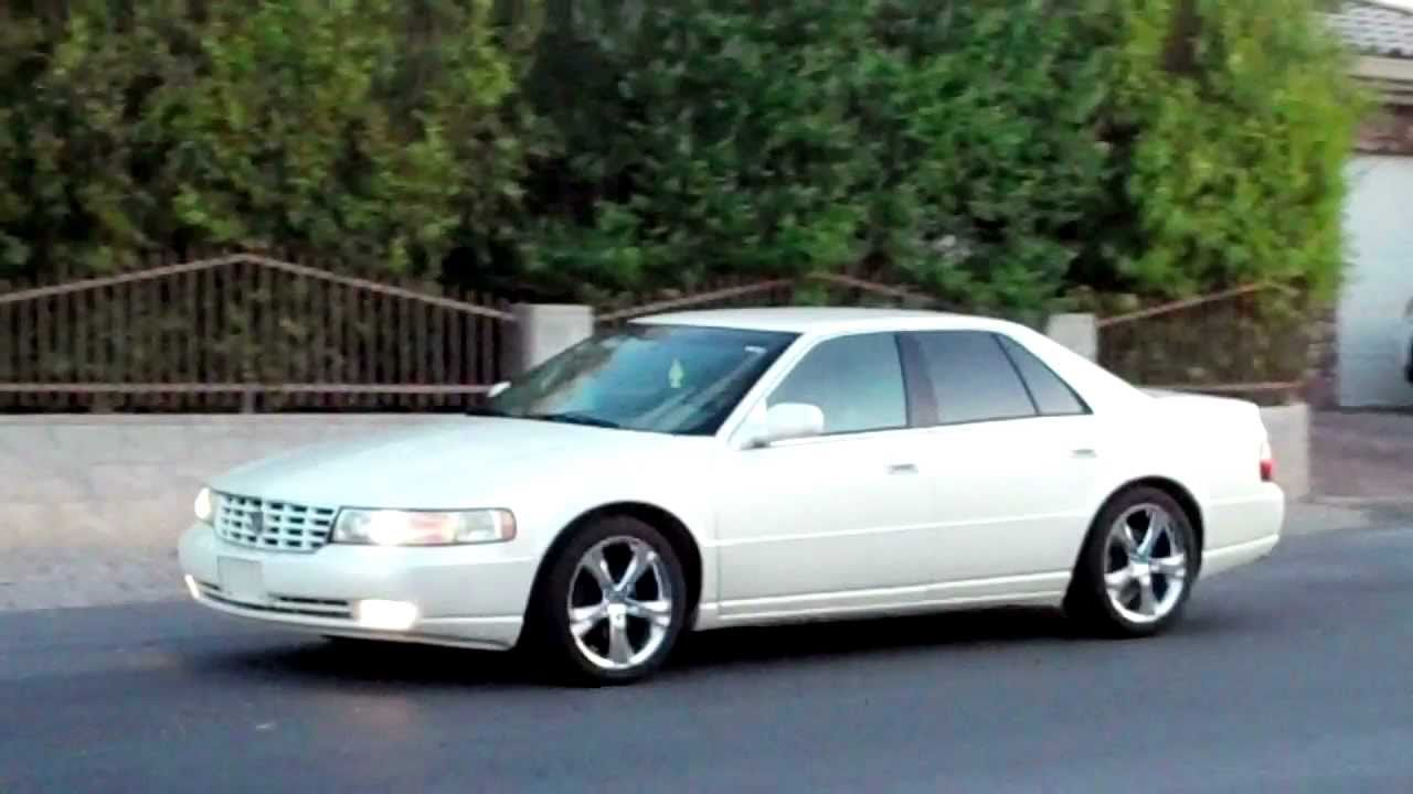 For Sale 2002 Cadillac Seville Sts Youtube