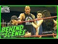 FIGHTING WITH MY FAMILY (2019)   Behind the Scenes of Dwayne Johnson WWE Movie