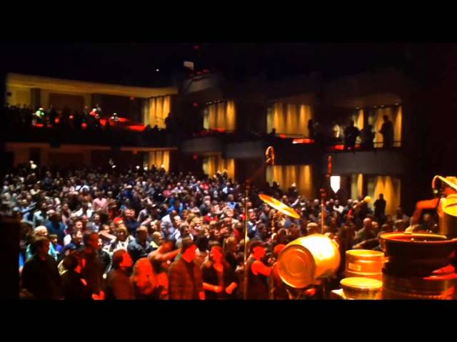 Street Drum Corps Live @ Clowes Memorial Hall Indianapolis 2012