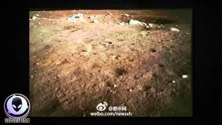 CHINA LANDS ROVER ON MOON   ANOMALOUS STRUCTURES & UFOS