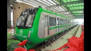 Vingroup, T&T muốn làm đường sắt đô thị tại Hà Nội - Tin Tức VTV24