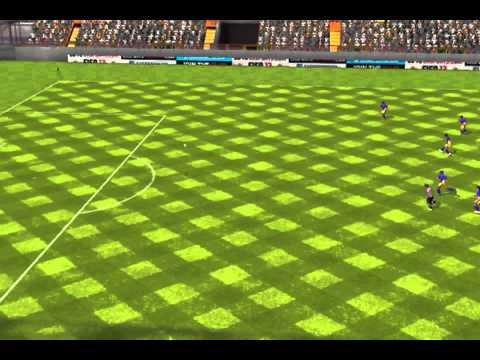Fifa 13 Iphone ipad - Team Xxx Vs. Spanish Tots video