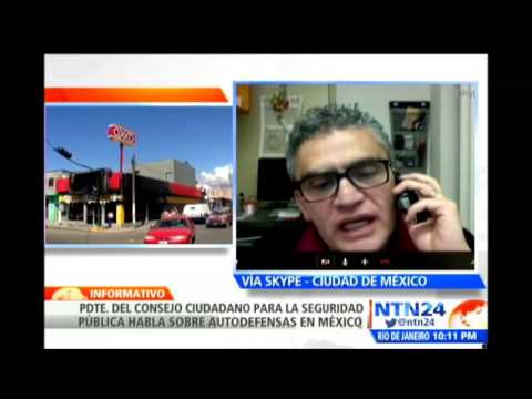 Peña Nieto pide a grupos autodefensas bajar las armas y asume la seguridad en Michoacán