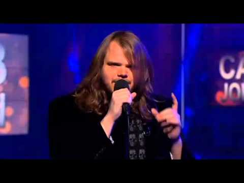 American Idol Winner Caleb Johnson Performs 'Fighting Gravity'