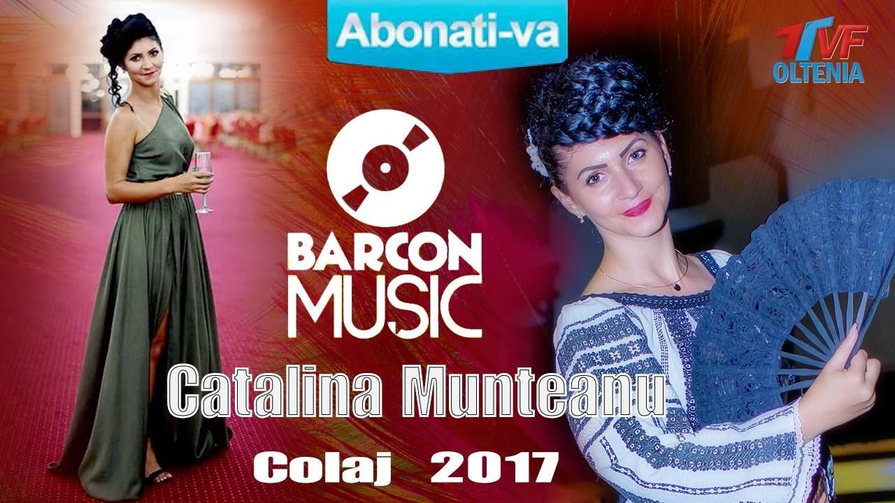 CATALINA MUNTEANU MUZICA DE PETRECERE LIVE LA NUNTA   SUPER COLAJ 2017