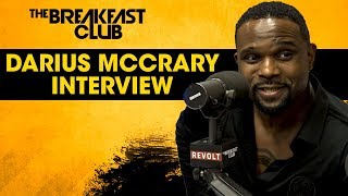 Darius McCrary Talks