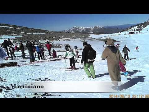 zorro juan slalom club infantiles II 2014