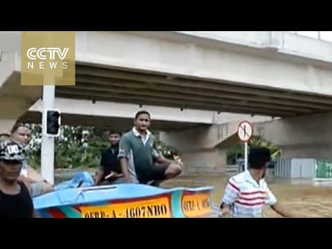 Sri Lanka flood: China donates 50,000 US dollars