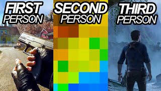"This Is What a ""Second-Person"" Video Game Would Look Like"