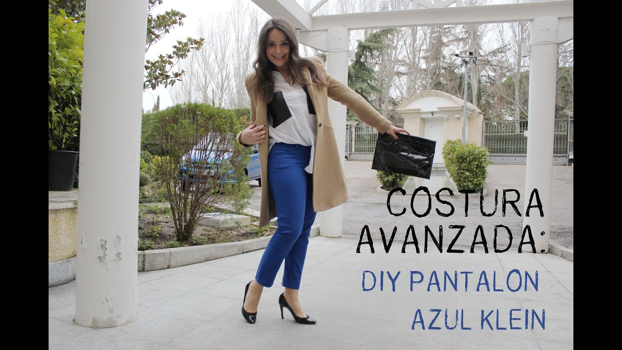 Costura avanzada: Como hacer unos pantalones completos ...