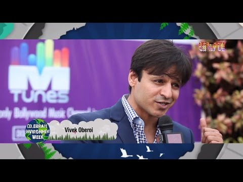 Vivek Oberoi's Message for World Environment Day I MTunes HD