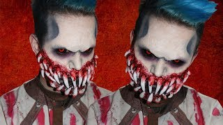 BITE - Horror Makeup Tutorial!