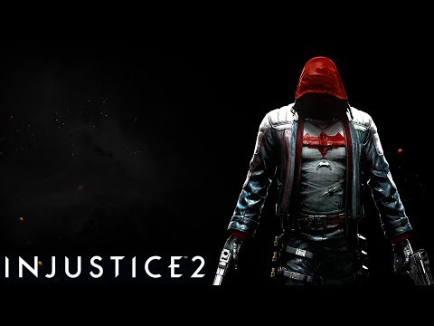 Injustice 2 - Red Hood - Advanced Battle Simulator on Very Hard (No Matches Lost)