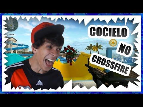 JULIO COCIELO JOGANDO CROSSFIRE