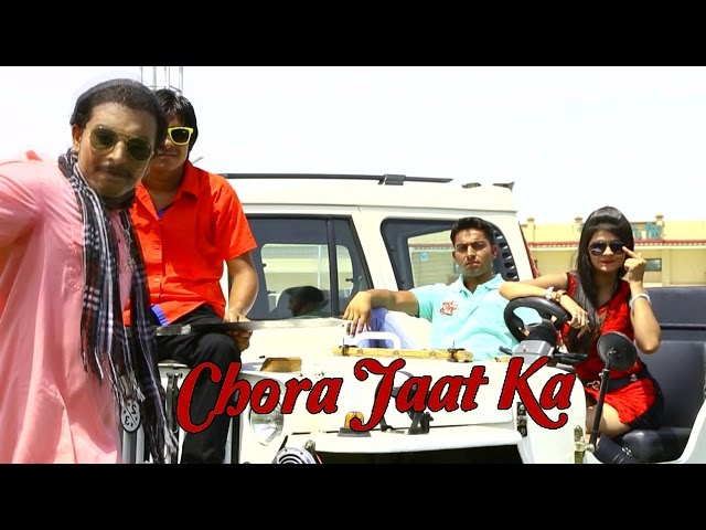 Chora Jaat Ka - D C Madhana || Latest Haryanvi Song 2014 - Original HD Video