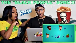 "Couple Reacts : ""The Black People Song"" By ZFLONetwork Reaction!!!"