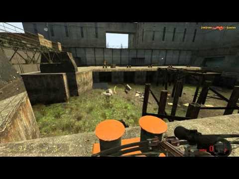 Half-Life 2: Deathmatch Silliness