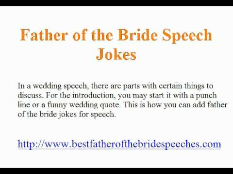 Father Of The Bride Speeches Uk K--K.Club 2017