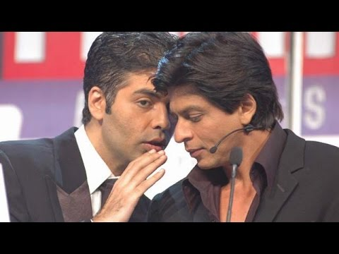 Shah Rukh Khan and Karan Johar become TARGETS of Twitter OUTRAGE | Bollywood News