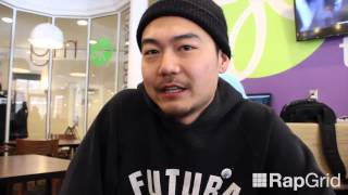 Dumbfoundead Tells How He Prepared For Conceited | #Blackout5
