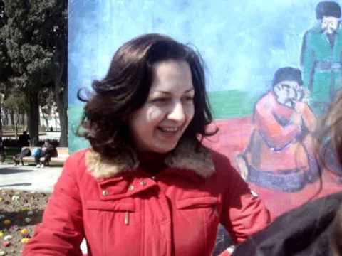 праздник Навруз в Баку