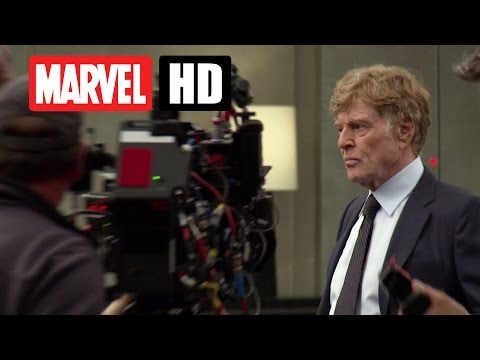 THE RETURN OF THE FIRST AVENGER - Behind the Scenes: Robert Redford