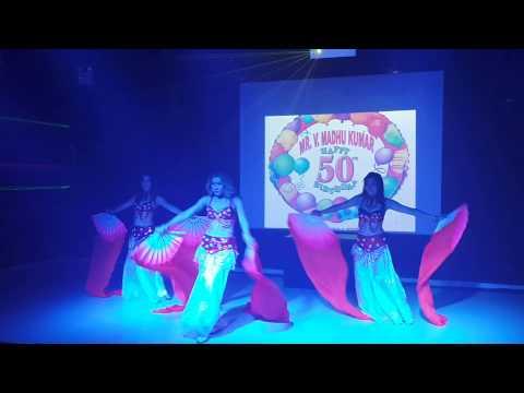 Belly dance -by dazzle dance thailand