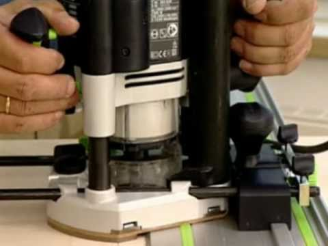 Festool OF 2200 Router – Undeniably the perfect router.
