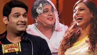 Bipasha Basu on Comedy Nights with Kapil 31st  august 2014 FULL EPISODE HD | Creatures