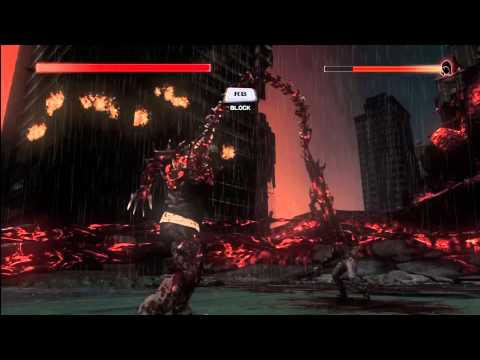 Prototype 2 Final Battle Alex Mercer Vs James Heller part 2
