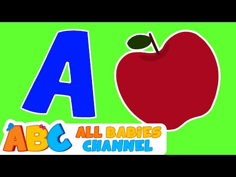 ABC Songs For Children | ABC Phonics Song | Nursery Rhymes by All Babies Channel