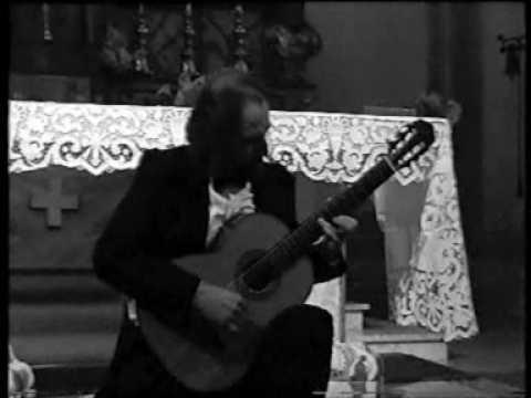 Massimo Gasbarroni plays Maurice Ohana,Tiento
