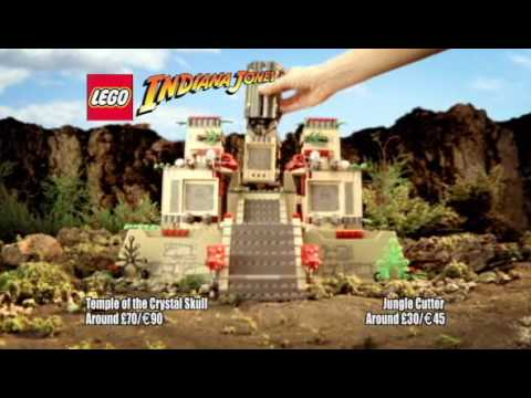 LEGO Indiana Jones - The Kingdom of the Crystal Skull
