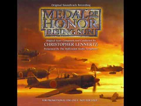 Medal of Honor Rising Sun OST - Philippines (Zero Attack)