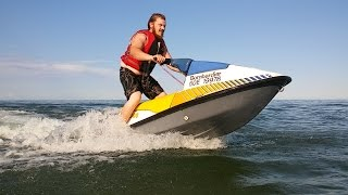 The $200 SeaDoo SP Project