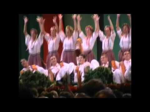Festivalul International de Folclor Cantecele Muntilor Sibiu 1 - 6 august 2012
