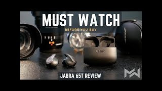 TOP 6 Reasons to NOT BUY Jabra ELITE 65t True Wireless Earbuds