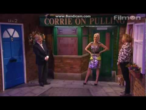 Ashley Roberts on Celebrity Juice PART 1