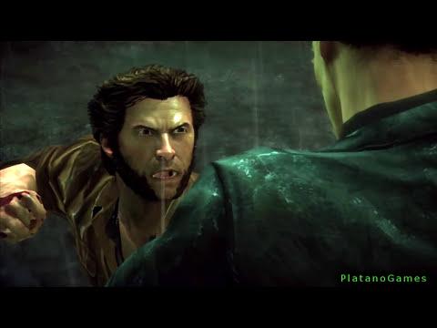 The Wolverine - Uncaged: Part 7 - Logan vs Victor Creed - X-Men: Origins Videogame - HD