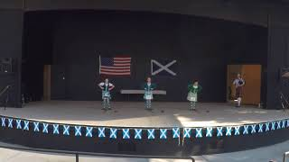 Western US Open Highland Dance Championships
