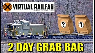 Virtual Railfan - Winner, Winner, Chicken Grab Bag Dinner!  February 10-11, 2020!