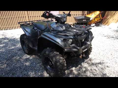 Yamaha Kodiak 700 Review