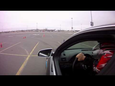 Alternate view – Motorsports Northeast Opening Day Auto-X, 03.25.2012 – 2007 Audi S4