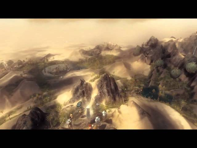 From Dust (Tribes) Trailer [HD]
