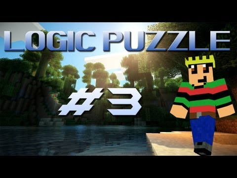 Minecraft Custom - #3 Logic Puzzle met David & Arjan