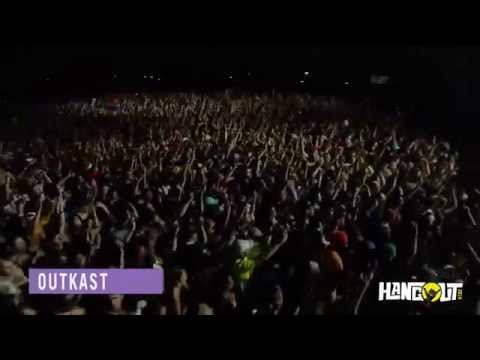 Outkast 2014 Hangout Festival Set [part 1] video