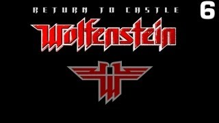 Прохождение Return To Castle Wolfenstein — Часть 6: Склеп